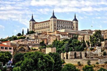 Excursión de un día privada y personalizada a Toledo desde Madrid