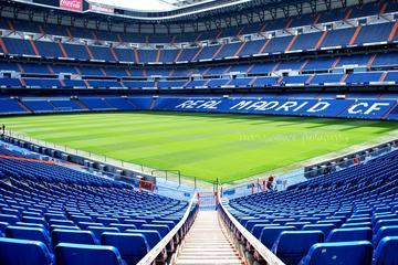 Excursión privada: Estadio Santiago...