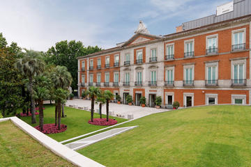 Madrid Private 4-Hour Tour of Thyssen-Bornemisya and Reina Sofia...