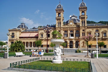 San Sebastian Private Day Tour from Bilbao