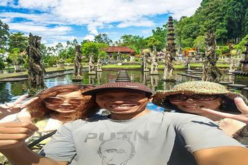 Lempuyang Temple, Tirta Gangga Water...