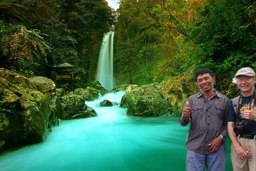 Praia de Lovina, cachoeira de Gitgit...