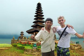 Tour privato a Bali: Bedugul (Tempio