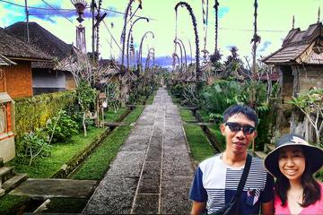 Vulcão Batur, Penglipuran Village...