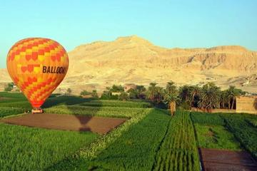2-Day Luxor Tour with Hot Air Balloon Ride