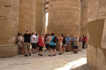 2 Day Tour: The Best of Luxor from Safaga