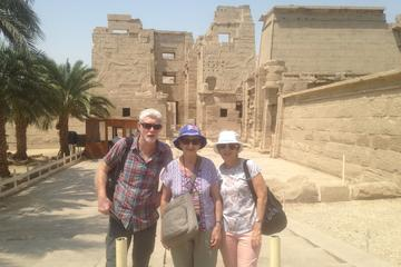 3 Days tour to see the best ancient monuments of Luxor Dendera and Abydos