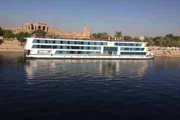 5-Day 4-Night Nile Cruise Luxor to Aswan from Marsa Alam