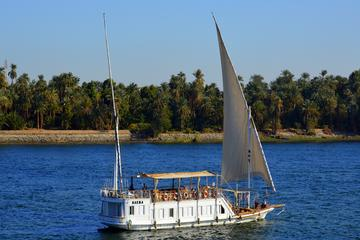 Dahabiya Nile Cruise from Aswan to Luxor with Flight from Cairo to Aswan