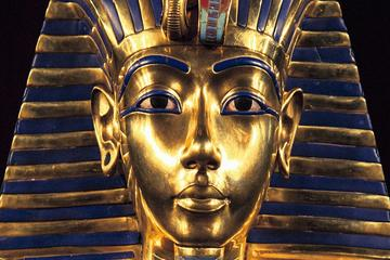 Day Tour to King Tut's Tomb Valley of the Kings Karnak Temples Queen Hatshepsut Temple from Hurghada