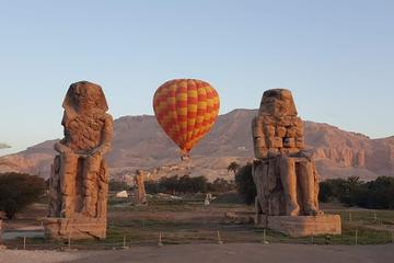 Full Day Luxor Tour with Hot Air Balloon Ride and Lunch