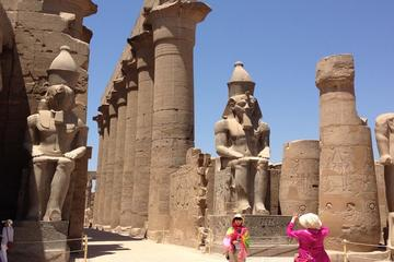 Full-Day Private Luxor Highlights East and West Banks