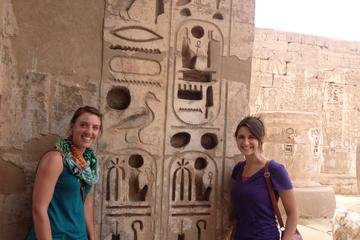 Full Day Tour to Tomb of Seti I Valley of the Kings Tomb of King Tut Hatshepsut Temple Karnak Temples and Luxor Temple