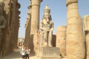 Luxor and Aswan inTwo Days Tour From Luxor