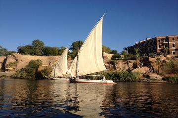 Luxor Highlights in Two Days including Felucca Cruise and Horseback- Camel or Donkey Ride