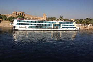Nile Cruise from Aswan to Luxor 3 Nights 4 Days From Cairo or Giza by Flight