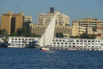 Nile Cruise from Luxor to Aswan 4 Nights 5 Days with Hot Air Balloon...