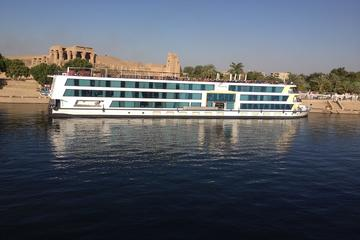Nile Cruise from Luxor to Aswan: 5 Days including the Visit of Abu Simbel Temple