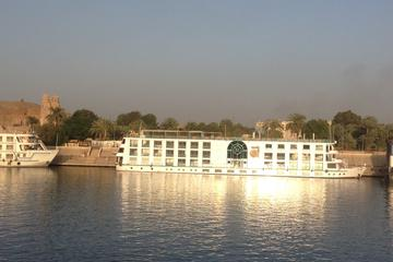 Nile Cruise Holiday from Luxor to Aswan: 5 Days including Abu Simbel
