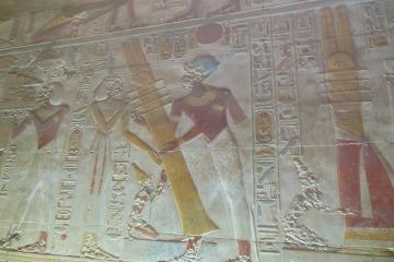 Private Day Tour to the Temple of Hathor and Abydos Temple