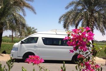 Return Airport Transfer in Luxor
