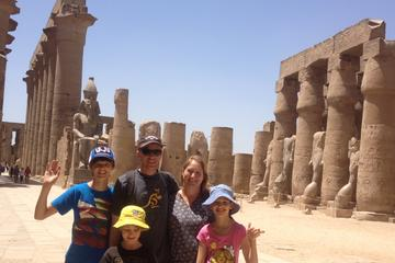 The Best of Aswan and Luxor in 4 Days from Aswan