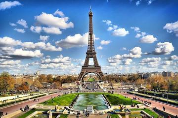 プライベート出発送迎:パリ市中心部からパリのオ…