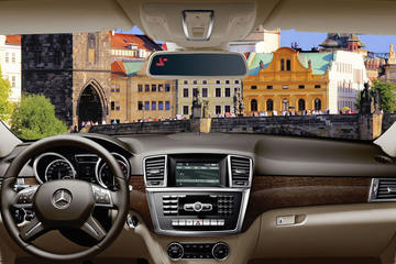 Private Arrival Transfer: Vaclav Havel Airport