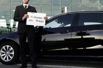 Private Singapore Airport Departure Transfer from City to Airport