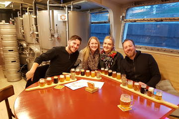 Prague Mini-Breweries Beer Tour with...
