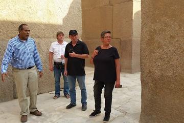 Excursion d'une journée en bus à Louxor au départ de Hourghada
