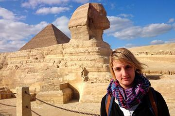 Private Trip to Cairo by Flight from Hurghada