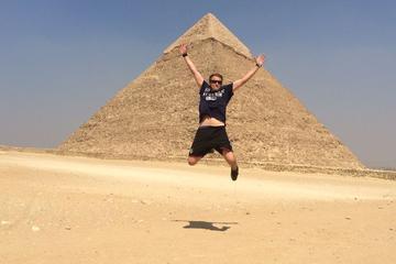 Vanaf Hurghada per vliegtuig naar Caïro