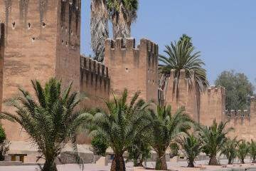 Excursion Tiout oasis and Taroudant in one day from Agadir