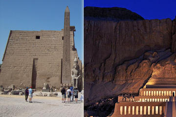 2-Day Private Tour: Luxor West and East Bank, Karnak Temple Valley of the Kings and Hatshepsut Temple Colossi of Memnon