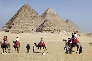 Day Tour from Sharm to Cairo by Flight
