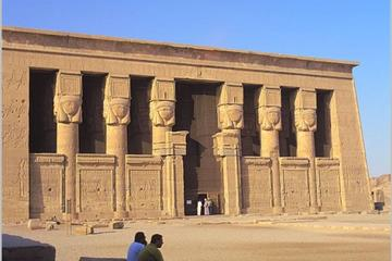 Dendera and Abydos Temples Private Full-Day Tour from Luxor