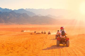 Marsa Alam Sunset Desert Safari Trip By Quad