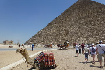 Private 2-Day Tour to Cairo and Luxor from Hurghada By Flight Giza...