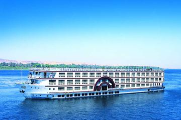 Private 5 Days 4 Nights Nile Cruise from Luxor to Aswan include Abo Simple Temple