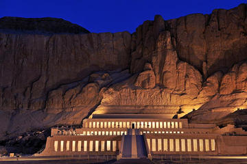 Private Tour Luxor West Bank Valley of the Kings and Hatshepsut Temple Colossi of Memnon