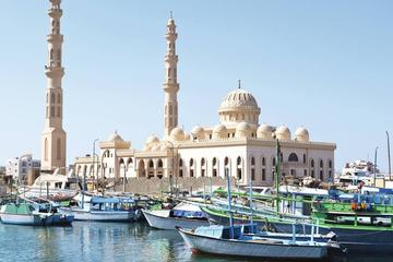 Shore Excursion Private Tour: Hurghada City Sightseeing from Safaga...