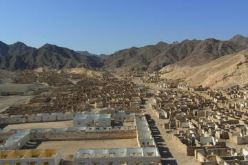 Tour To Ghost City From Hurghada