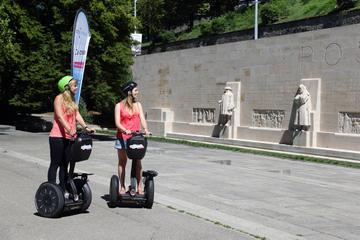 Excursão de Segway na Cidade Velha de Genebra