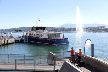 Excursão de Segway para os Parques de Genebra e ONU