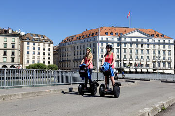 Segway Tour in Genf in kleiner Gruppe