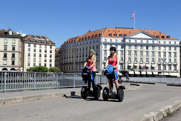 Small-Group Geneva Segway Tour