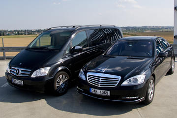 3.5 hour Prague to Bratislava Private Transfer