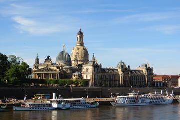 Ganztägige private Tour durch Dresden...
