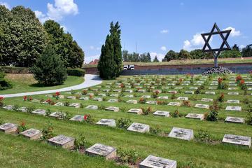 Privat rundtur: halvdagstur till Terezín från Prag